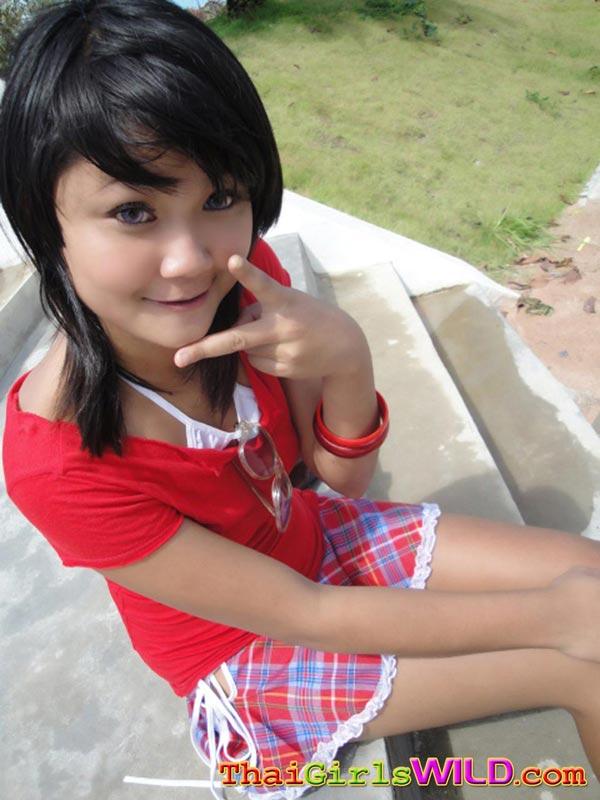 Thai Girl Pussy