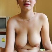 Busty Asian